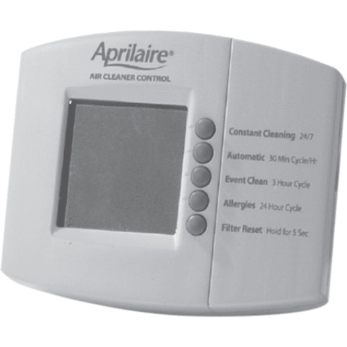Aprilaire Air Cleaner Control and LED Base (4838) ap4686
