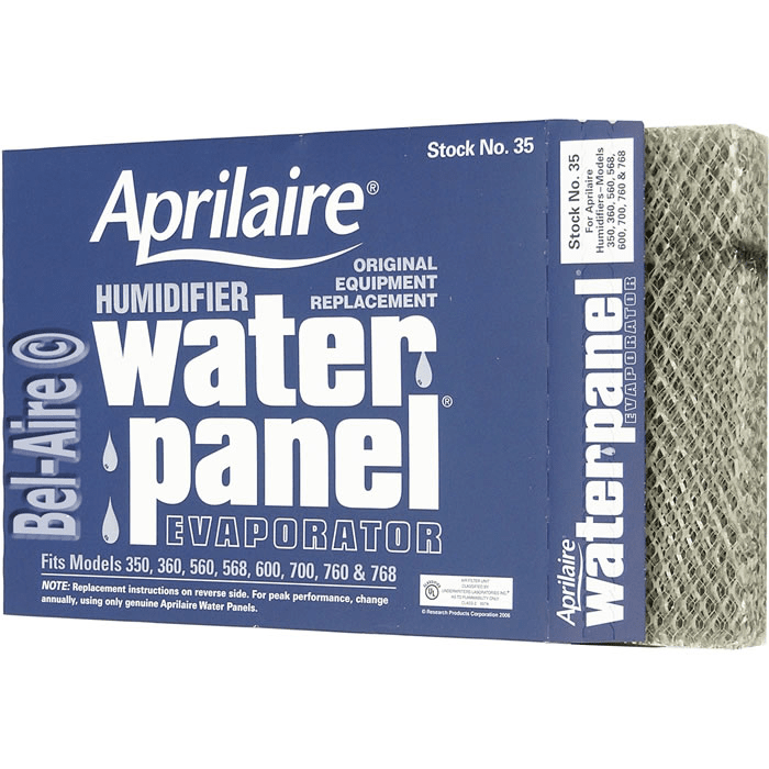 Aprilaire Water Panel #35