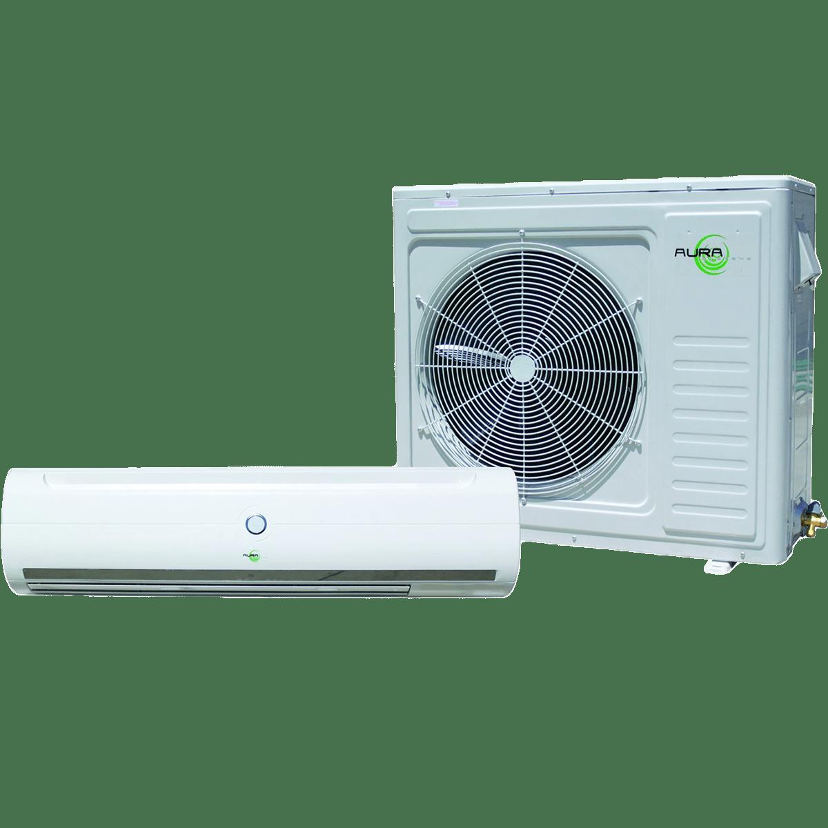 Aura Systems 36,000 Btu Diy Quick Connect Mini Split W/ Heat