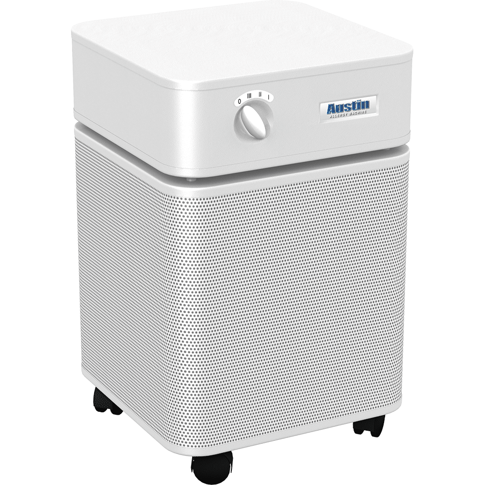 Austin Air Allergy Machine Air Purifier - White
