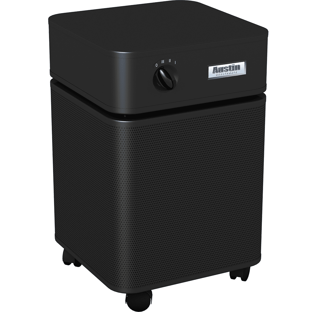 Austin Air HealthMate HM400 Air Purifier - Black