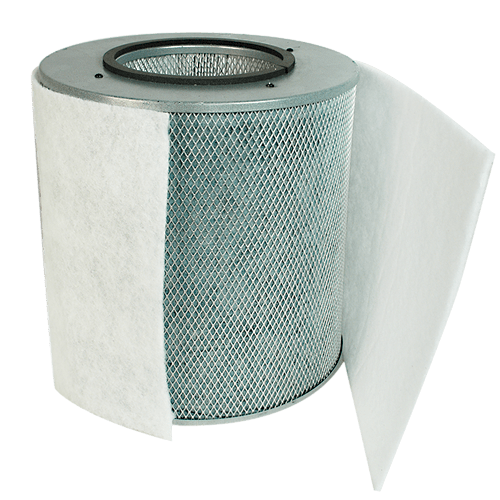 Austin Air Bedroom Machine Replacement Filter With Prefilter (FR402) au1836