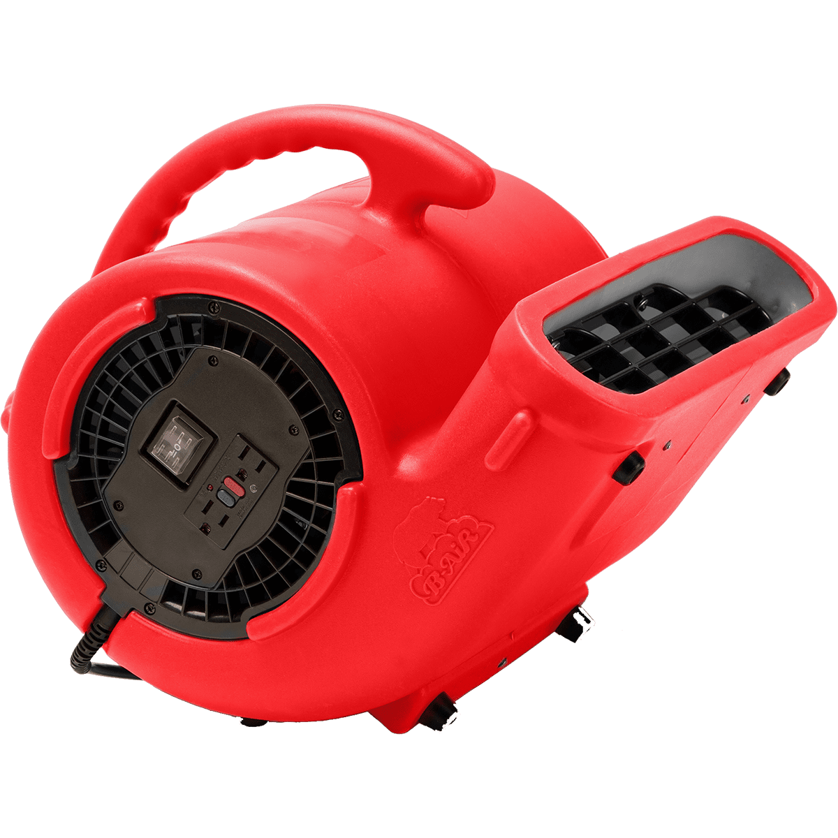 B-air Vent Vp-33 Air Mover - Red