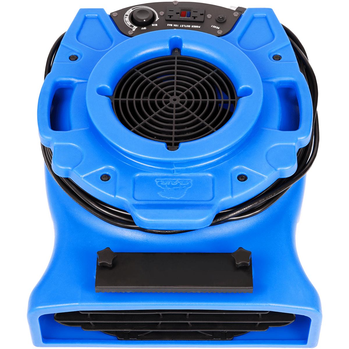 B-air Ventlo-25 Low Profile Air Mover - Blue