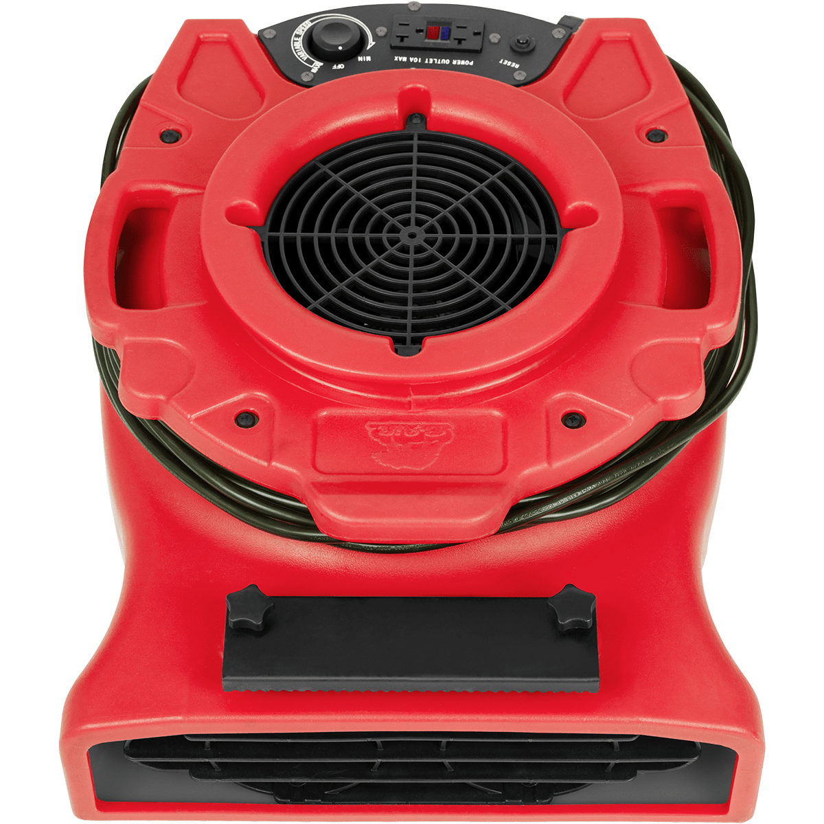B-air Ventlo-25 Low Profile Air Mover - Red