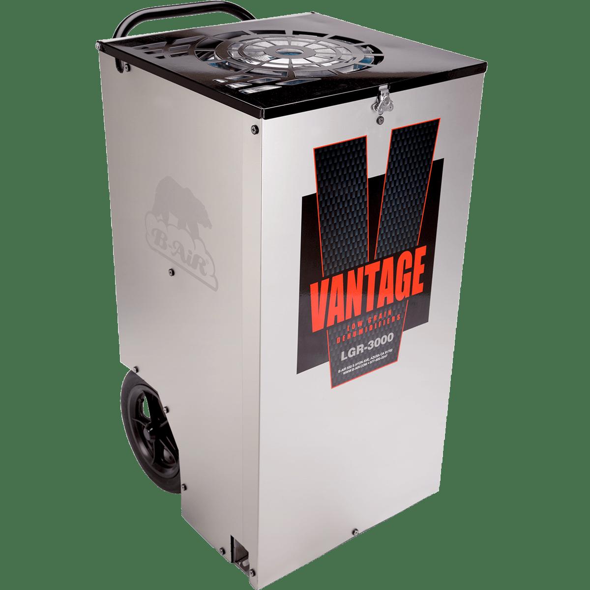 B-air Vantage Lgr 3000 Dehumidifier