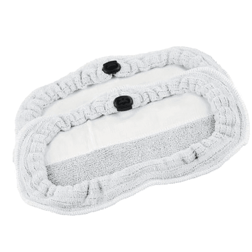 Bissell Replacement Deluxe Steam Mop Pad (pack Of 2 Pads)