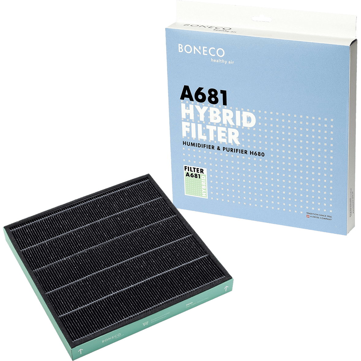 Boneco A681 Healthy Air Hybrid Air Filter ai5073