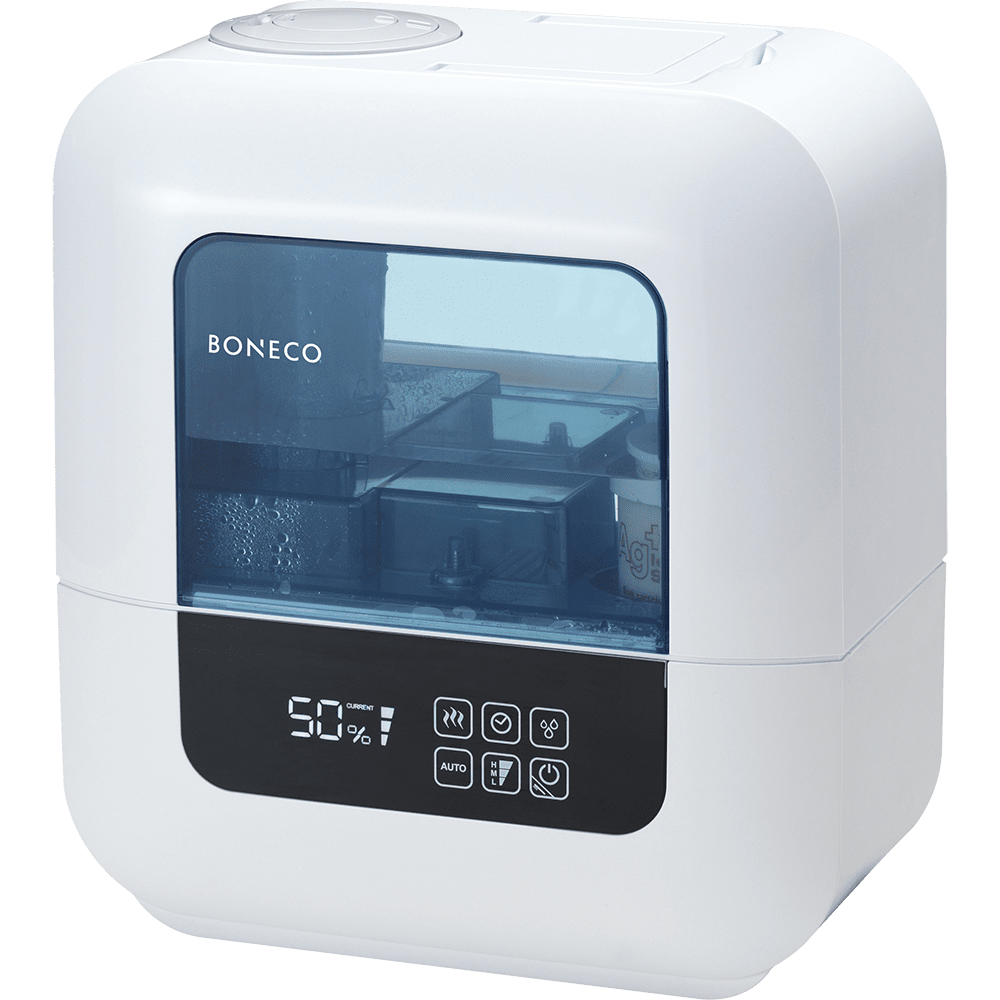 Boneco U700 Digital Warm & Cool Mist Ultrasonic Humidifier ai4073