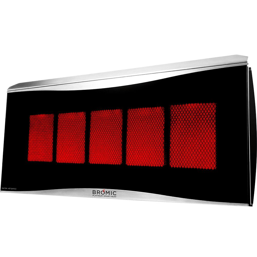 Bromic Platinum 500 Patio Heater - Natural Gas (bh0110003)