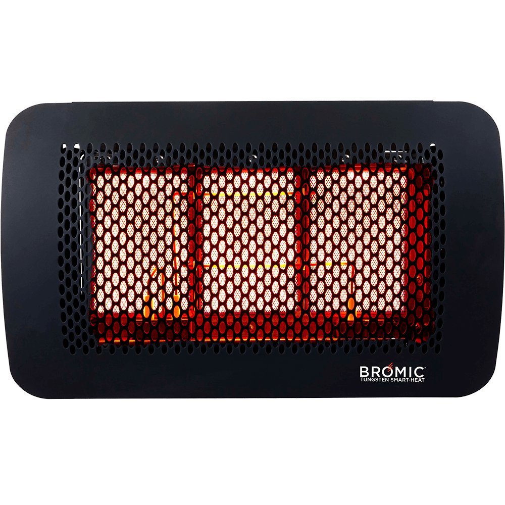 Bromic Tungsten Smart-heat 300 Patio Heater - Propane (bh0210002)