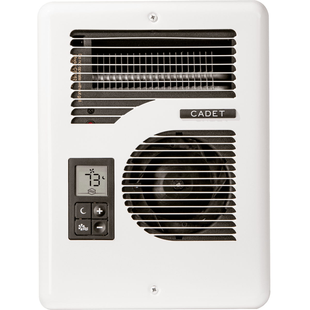 Cadet CEC163TW Energy Plus 2 Electric Wall Heater Sylvane