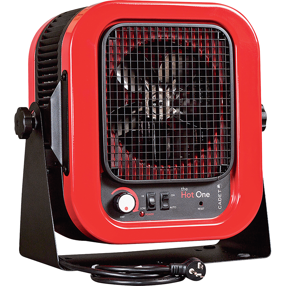 Cadet RCP402S 'The Hot One' 4000-Watt Garage Heater