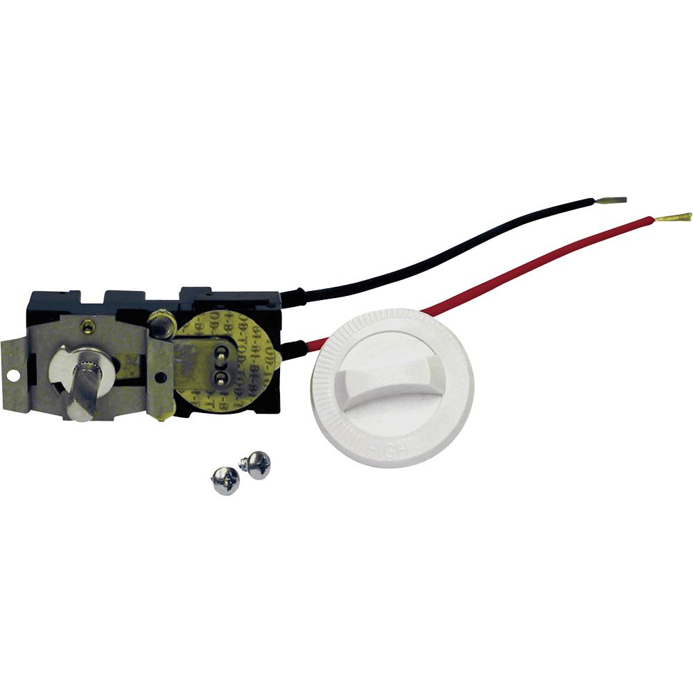 Cadet Single Pole Thermostat Kit For Com-pak Series Wall Heater