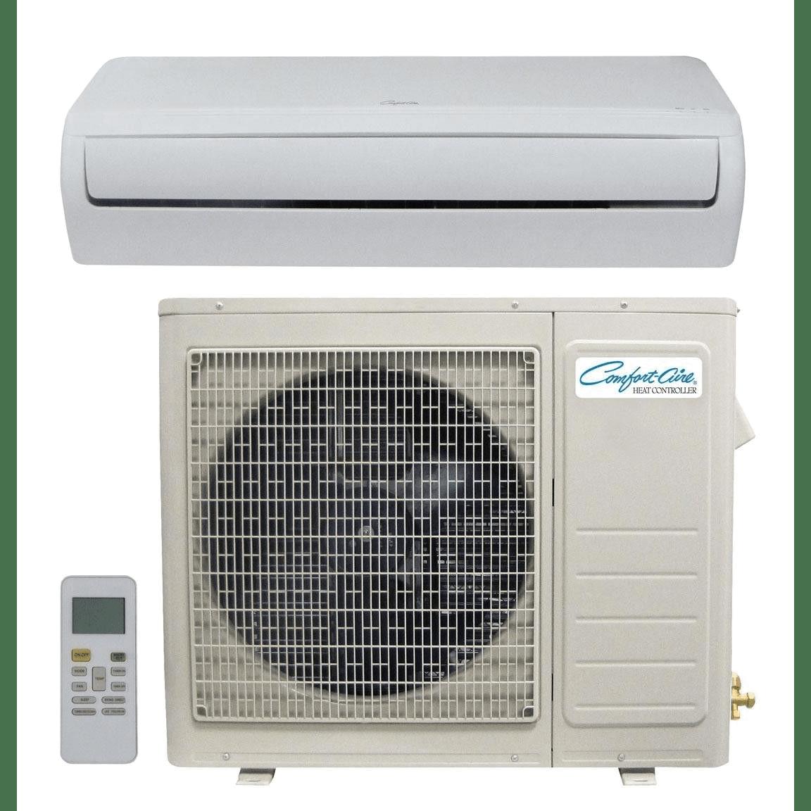 Comfort-Aire DV Series 12,000 BTU Mini Split System co3775k