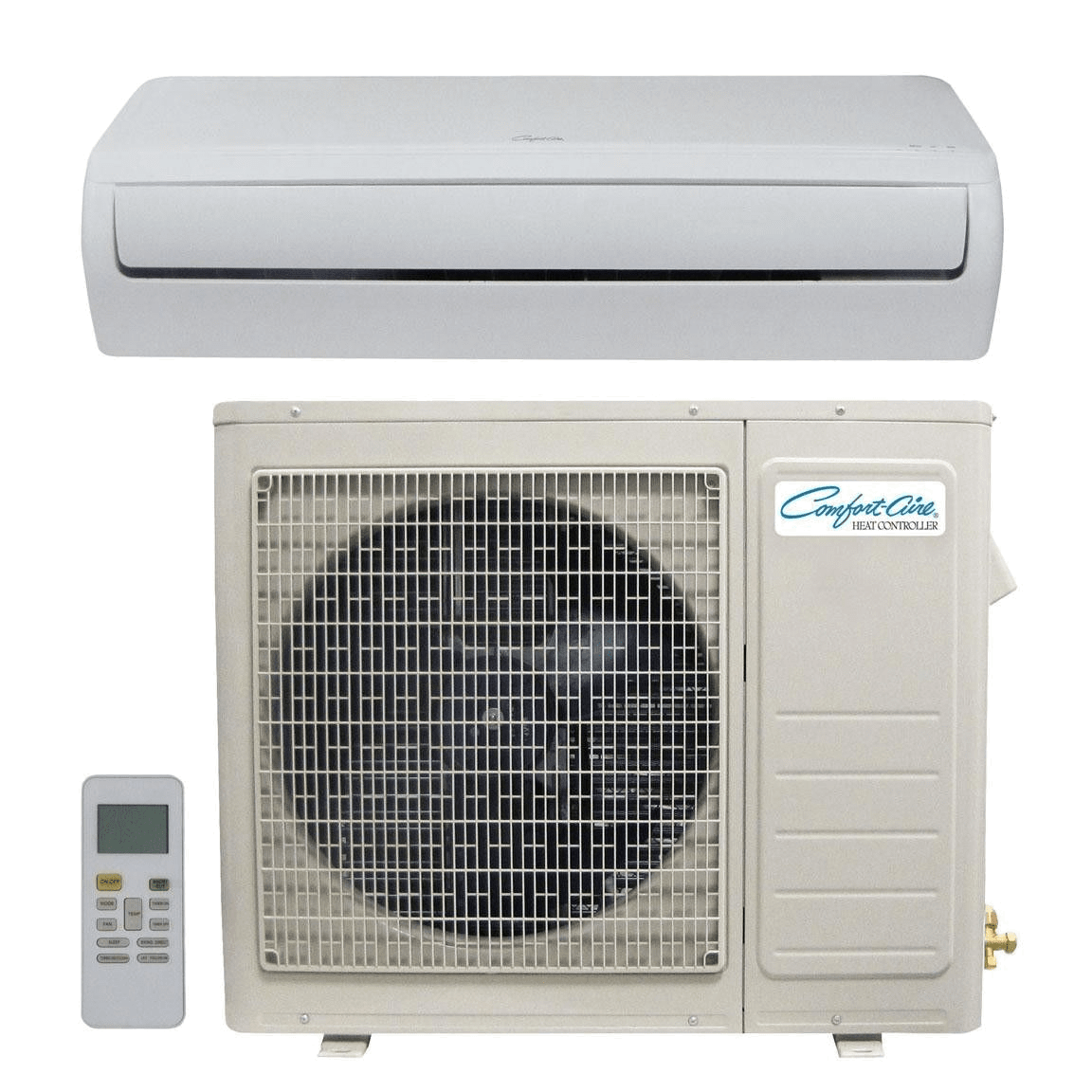 Comfort-Aire DV Series 18,000 BTU Mini Split System co3777k