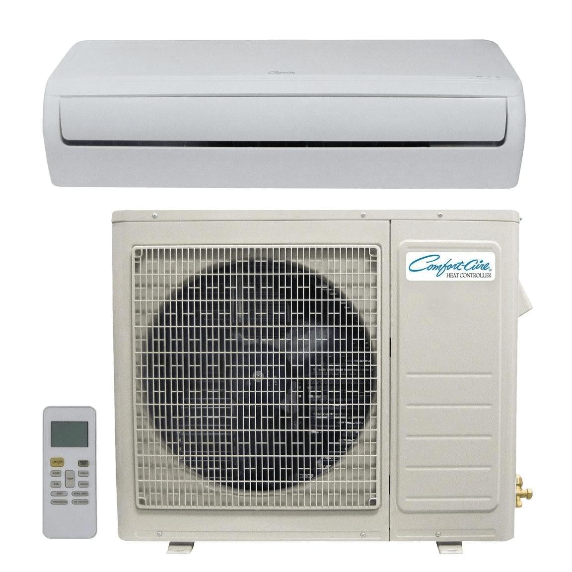 Comfort-aire Dvh09sd-0 9,000 Btu Mini Split Heat Pump