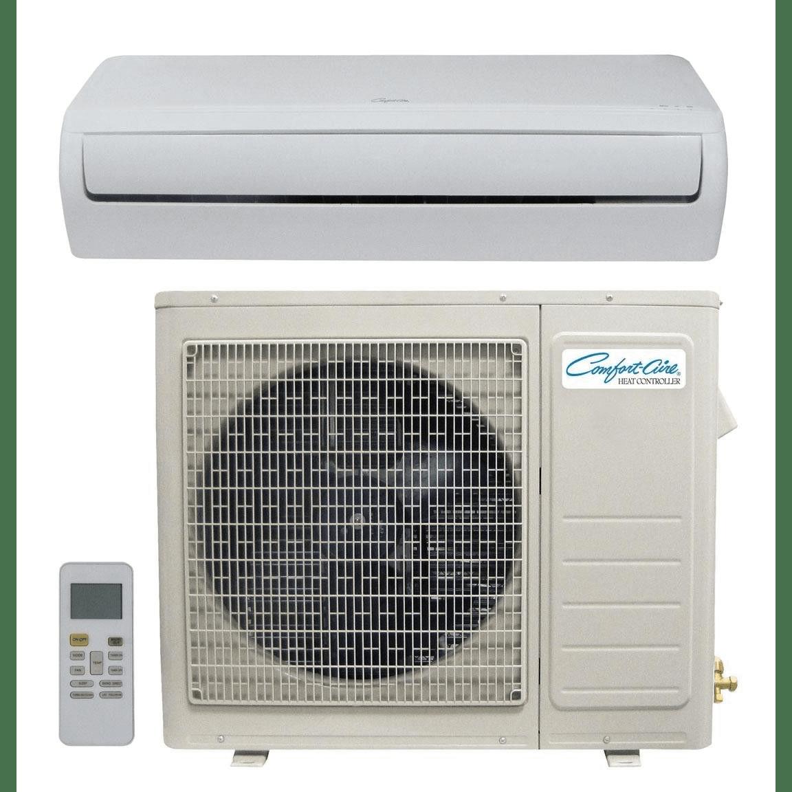 Comfort-Aire DV Series 9,000 BTU Mini Split System co3774k