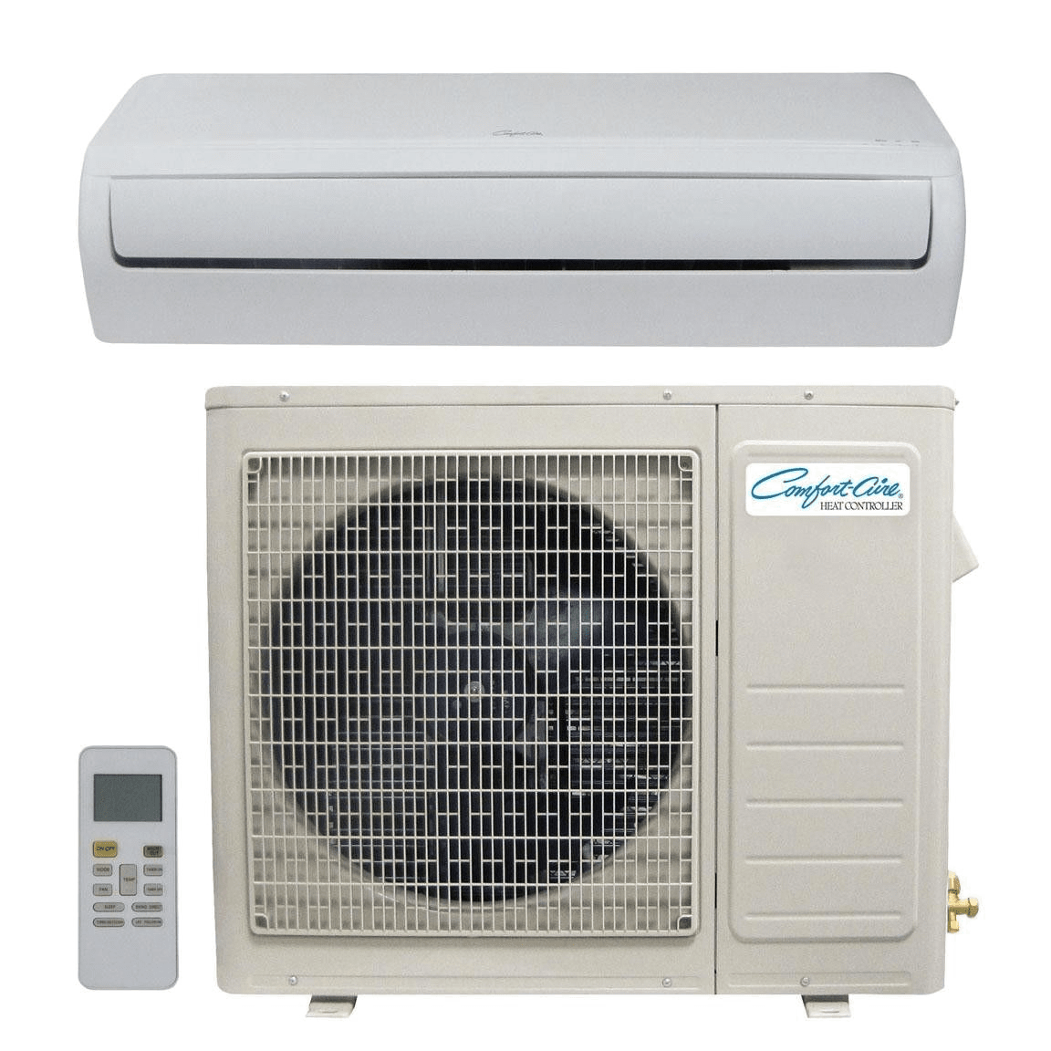 Comfort-Aire DV Series 9,000 BTU Mini Split System co3774k