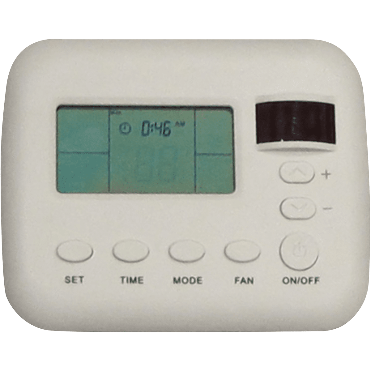 Comfort-aire Ptac Wireless Thermostat 7602-536