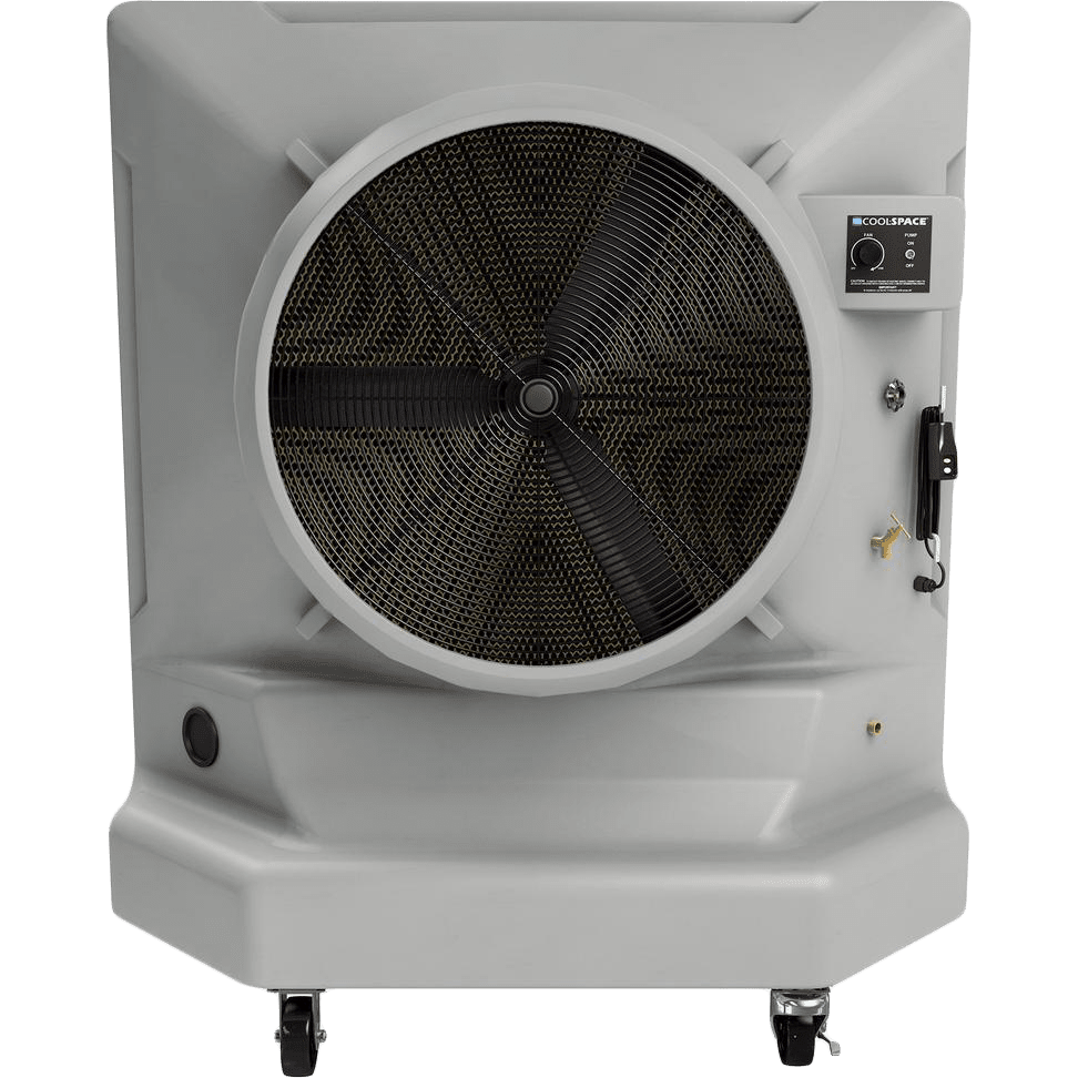 Cool-space 9,700 Cfm Variable Speed Avalanche Evaporative Cooler