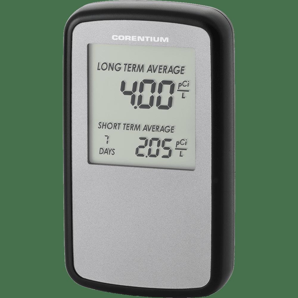 Corentium Qri 223 Digital Radon Gas Monitor Amp Detector