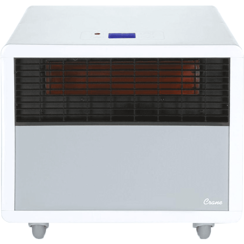 Crane Infrared Smartheater - Wi-fi Connected Space Heater - White
