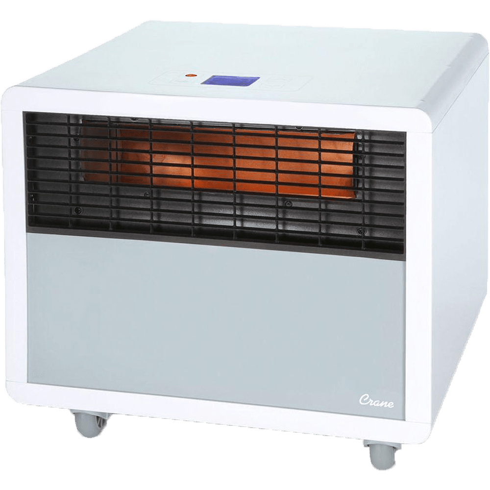Crane Infrared smartHEATER - Wi-Fi Connected Space Heater