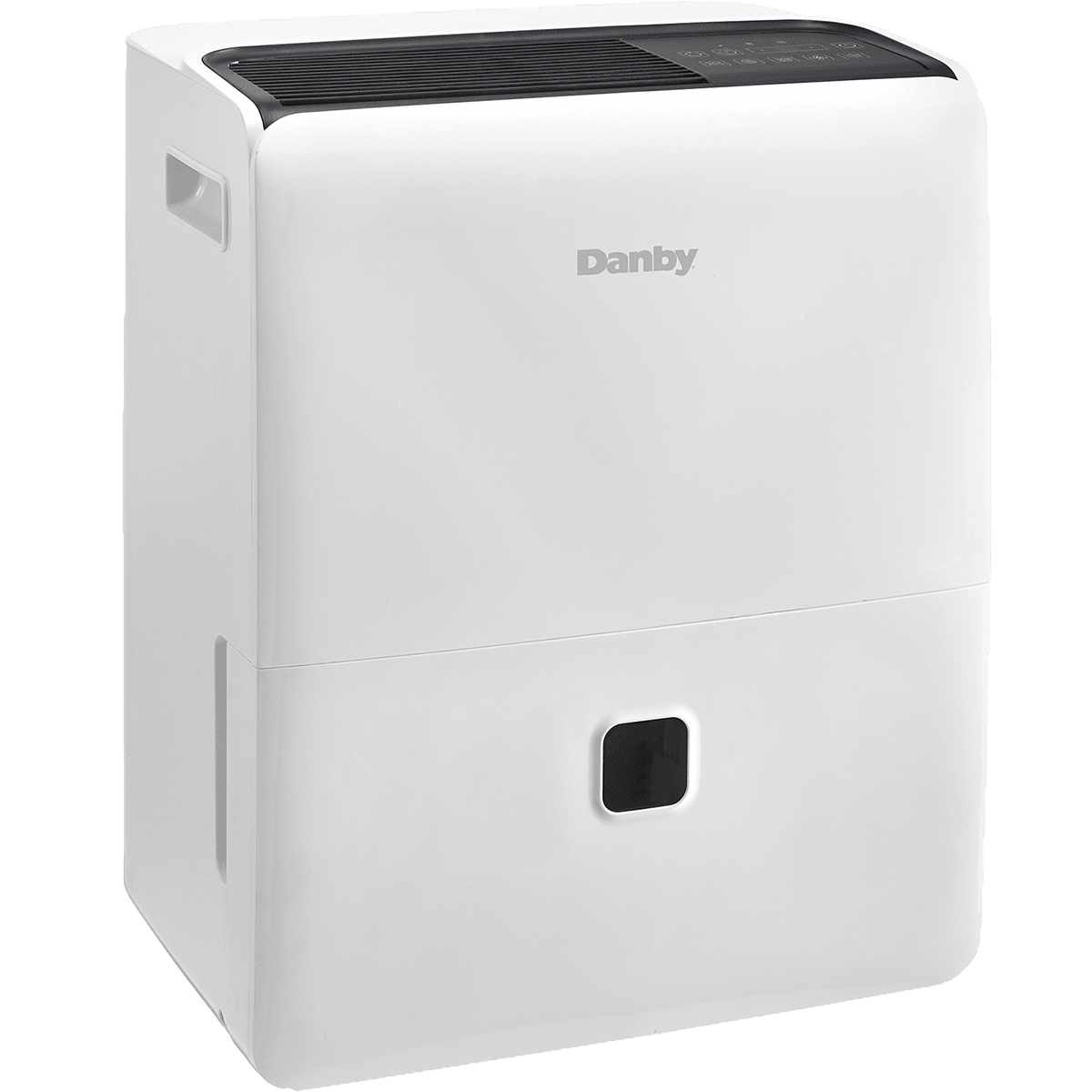 Danby 95-Pint Dehumidifier (DDR095BDPWDB) - Right Angle