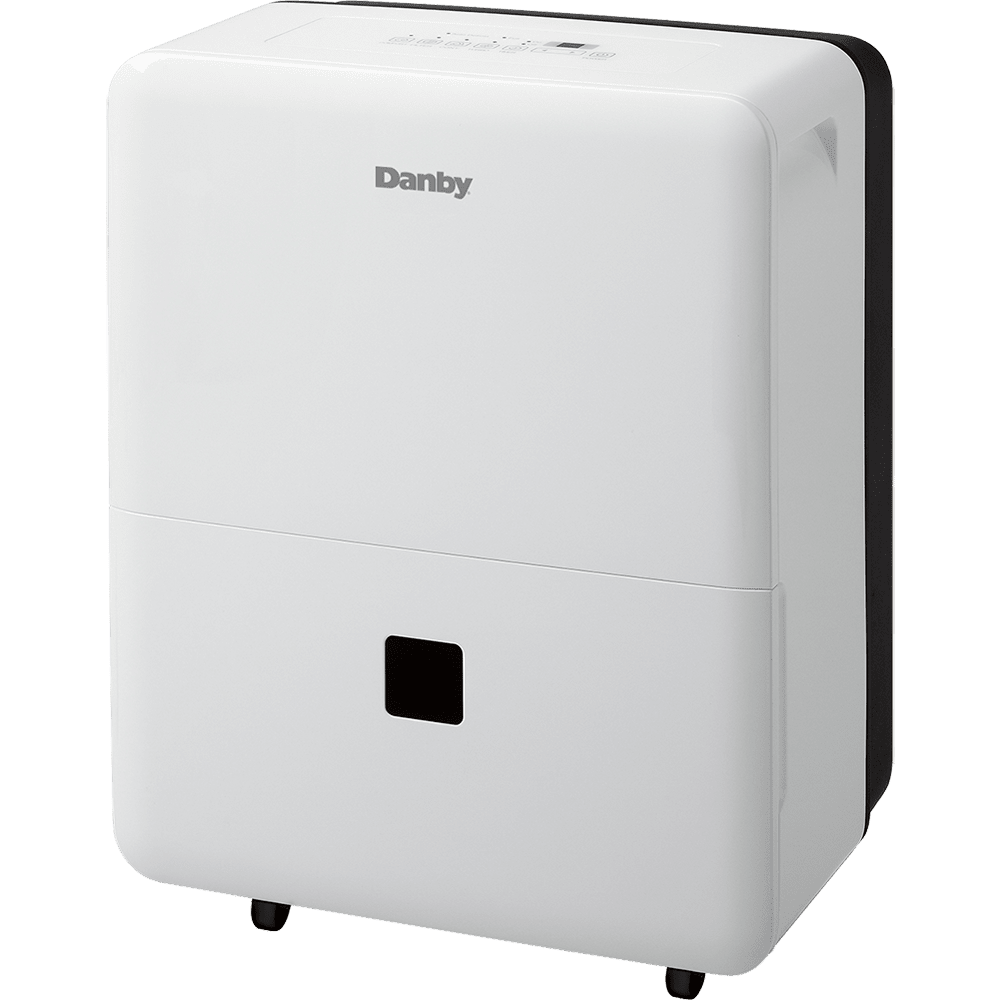 Danby Premiere DDR45B3WP 45 Pint Dehumidifier da4303
