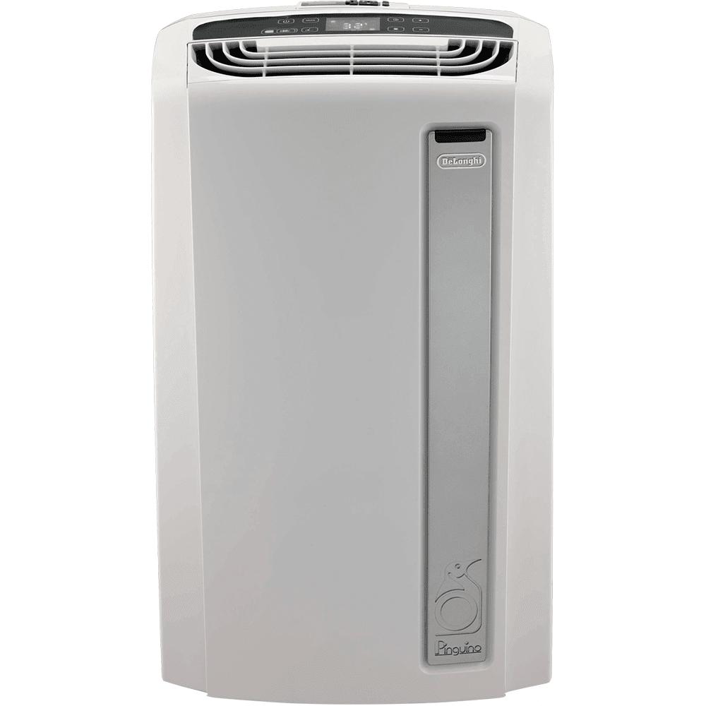 DeLonghi Pinguino PACAN140HPEWS 14,000 BTU Portable Air Conditioner with Heat Pump de3702
