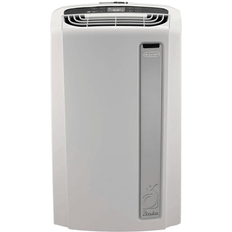 DeLonghi Pinguino PACAN140HPEWS 14,000 BTU Portable Air Conditioner with Heat Pump