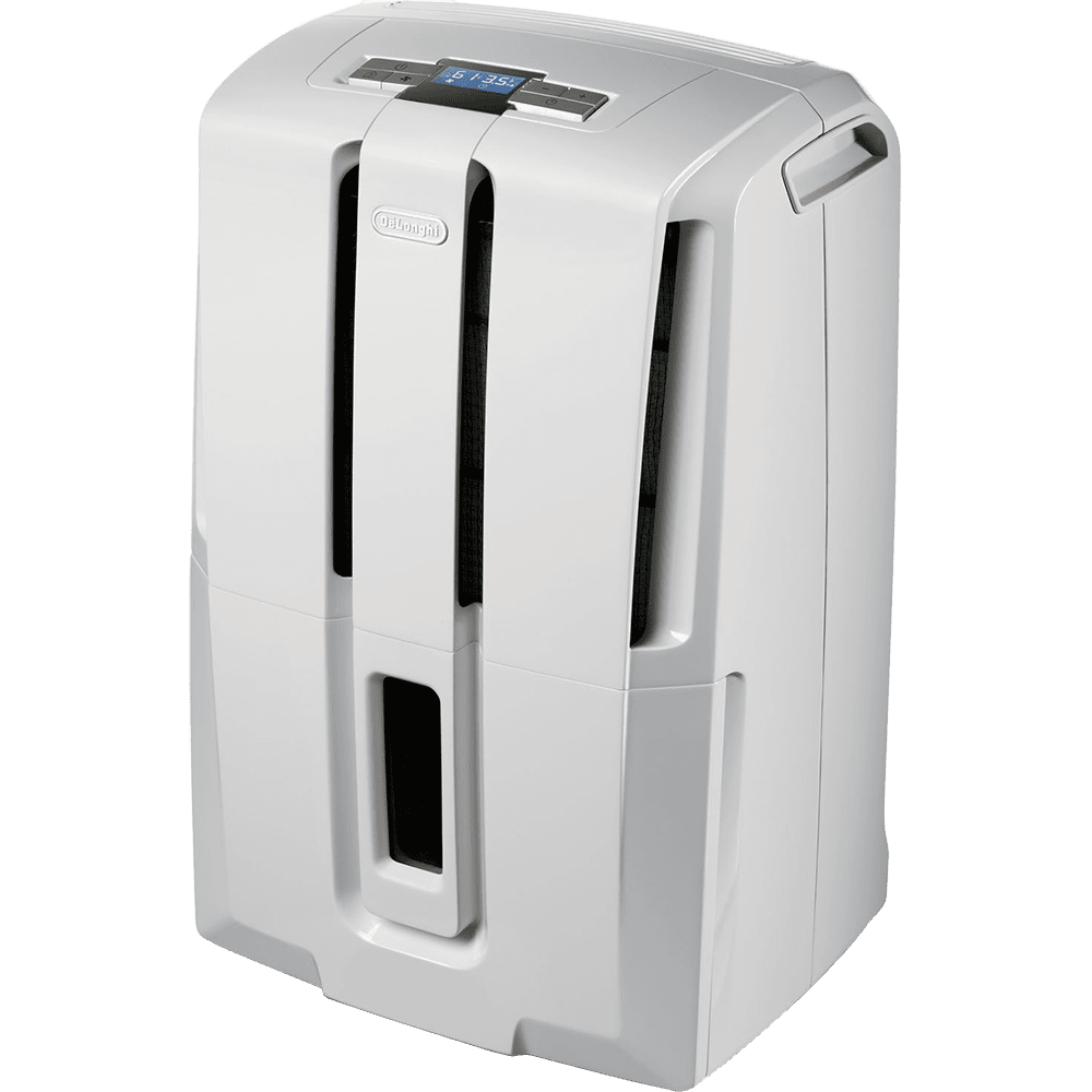 DeLonghi DD45E 45-Pint Dehumidifier with Humidistat de1778