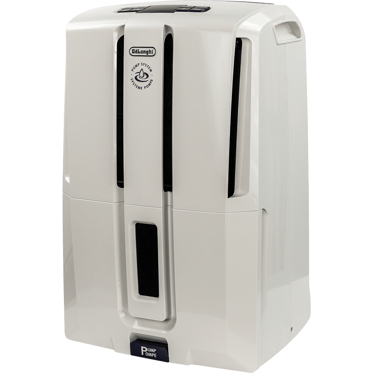 DeLonghi 50 Pint Dehumidifier with Pump DDX50PE