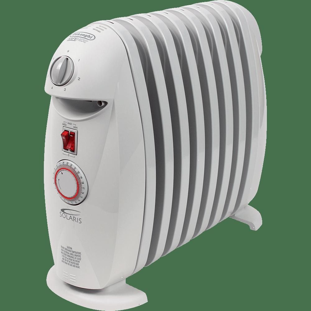 Delonghi safe heat oil filled radiator - Delonghi Trn0812t Portable Oil Filled Radiator