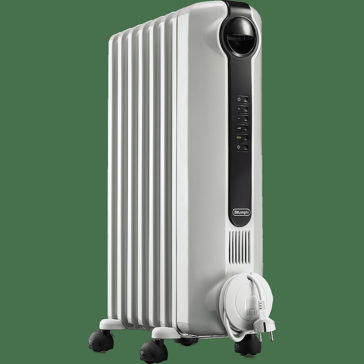 DeLonghi Oil-Filled Radiator Heater Model: TRRS0715E