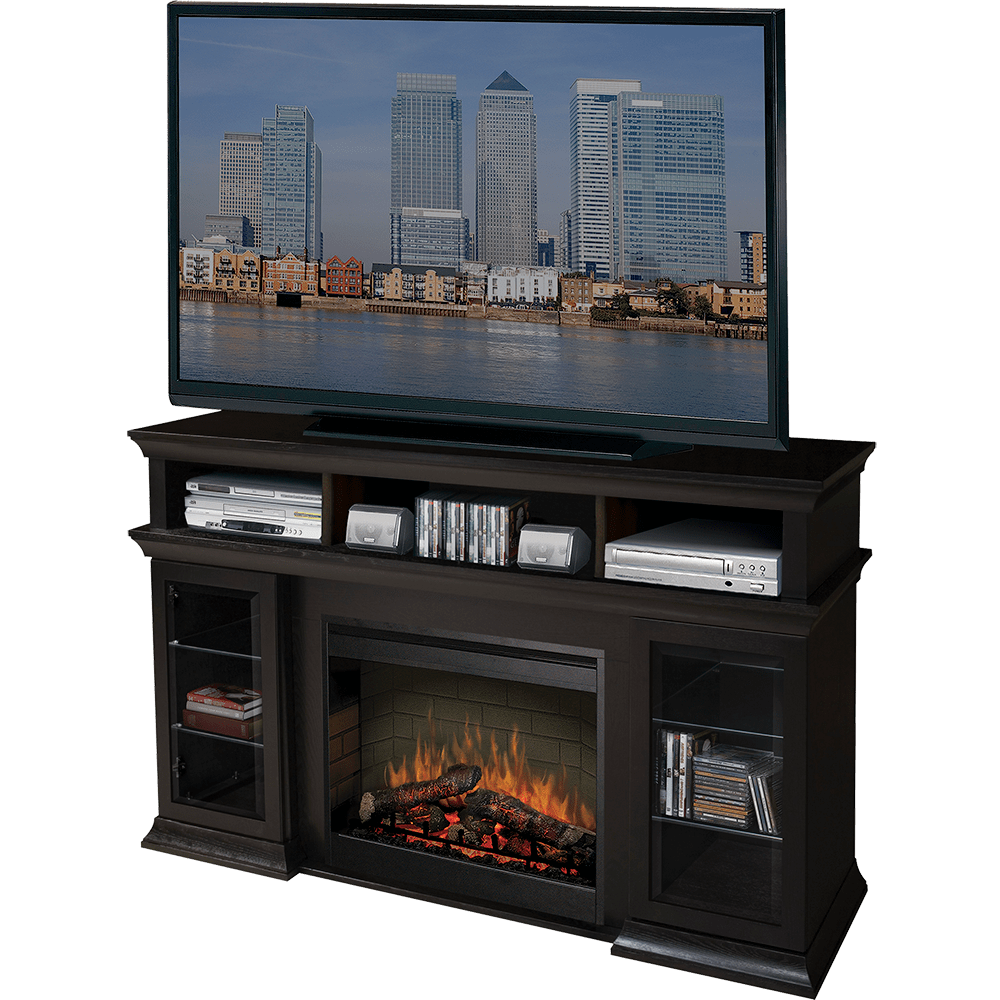 Dimplex Bennett Electric Fireplace Media Console Free