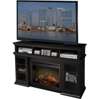 Dimplex Bennett Electric Fireplace Media Console Free Shipping Sylvane