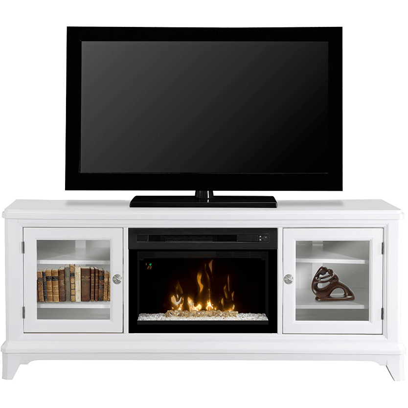Fireplace Design lifesmart fireplace : Dimplex Winterstein Media Console Electric Fireplace - Free ...