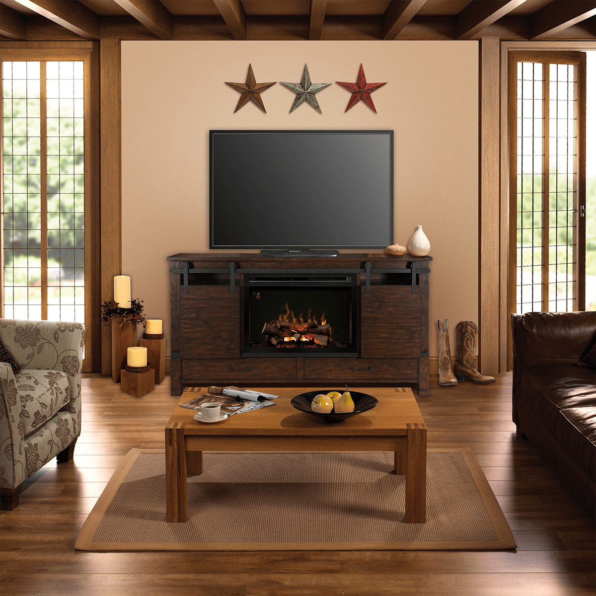 dimplex austin media console electric fireplace sylvane