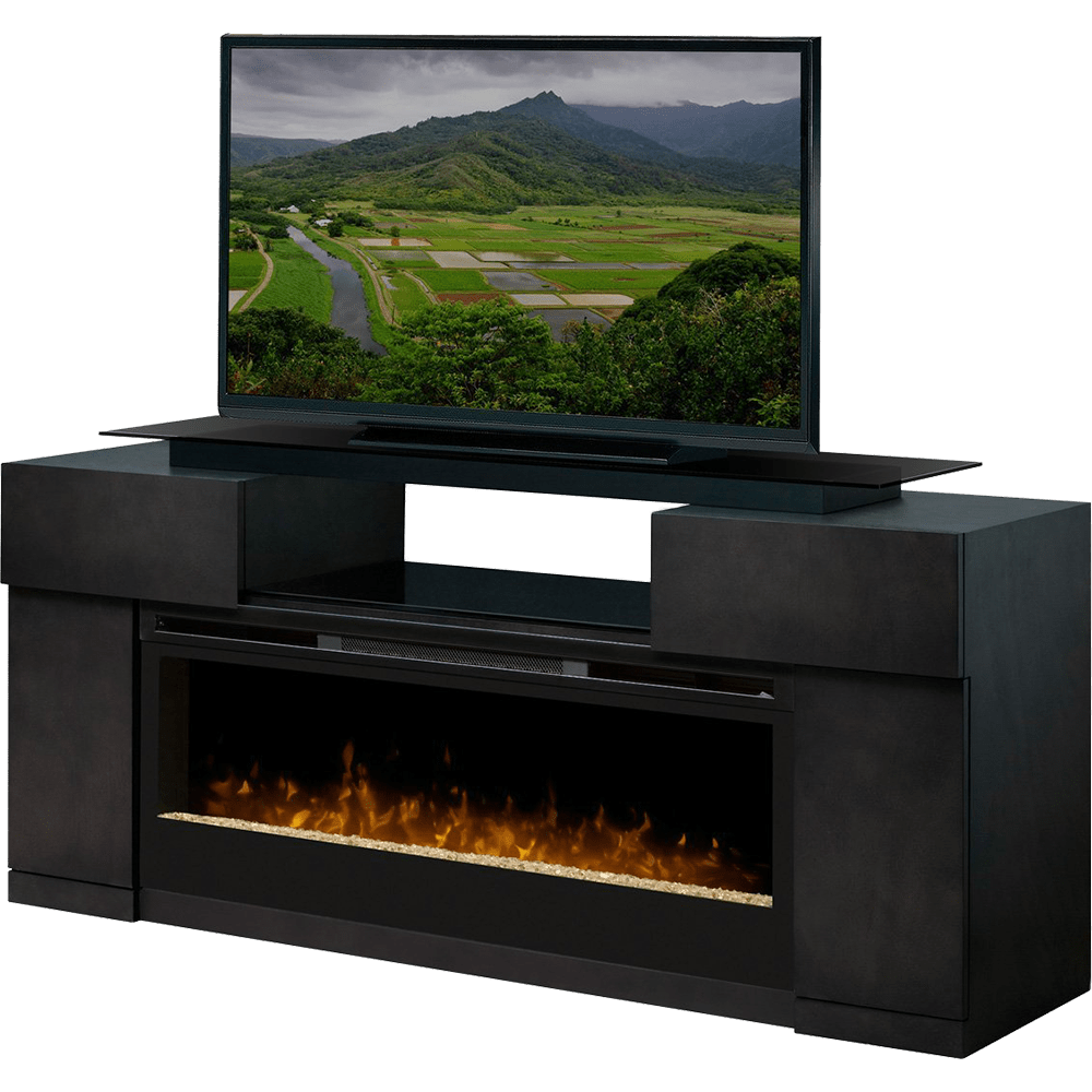 The Dimplex Concord Media Console Electric Fireplace is the focal point of any home theatre or living room. Get free shipping and 30-day returns at Sylvane.