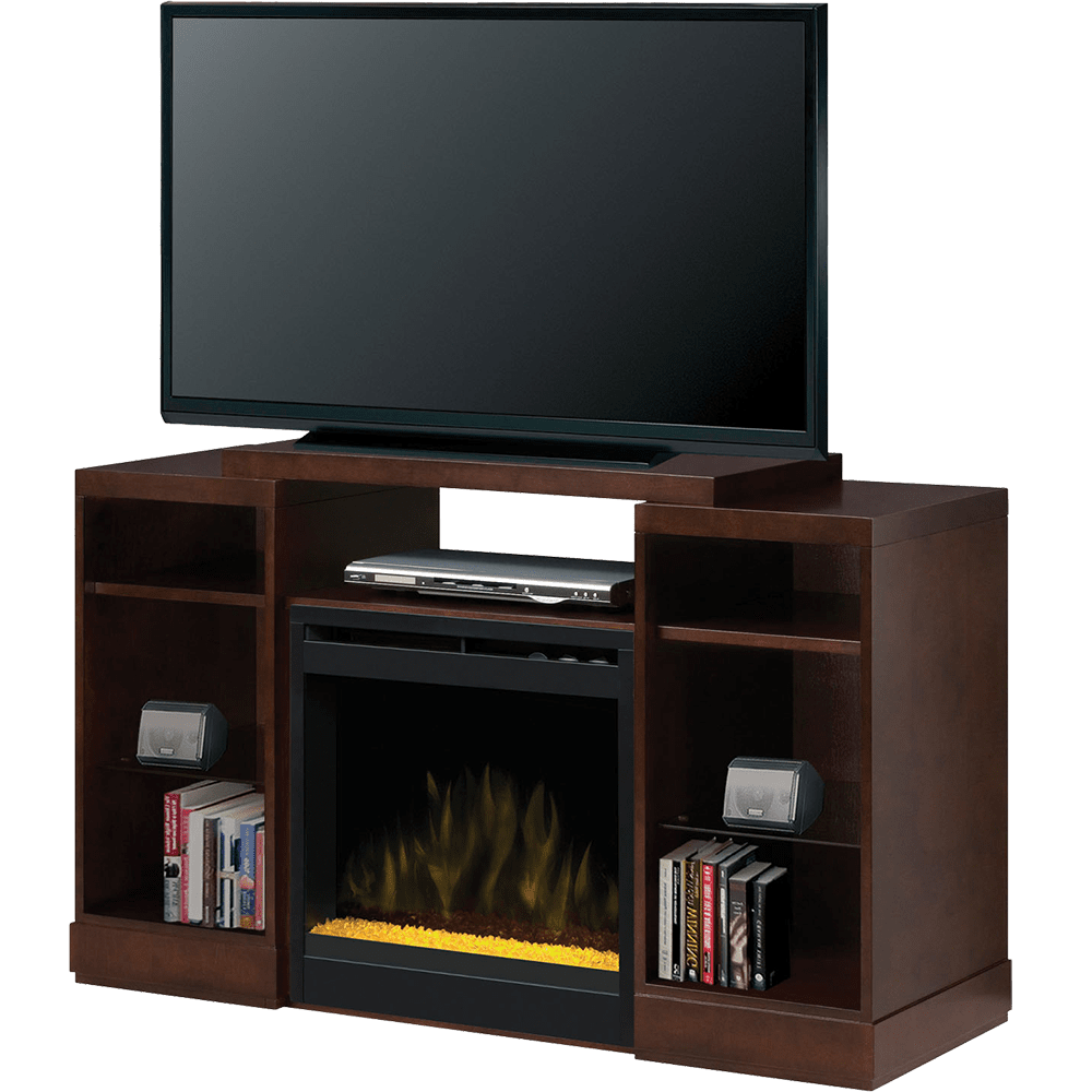 Dimplex Dylan Media Console Electric Fireplace - Dimplex Dylan Electric Fireplace Media Console - Free Shipping