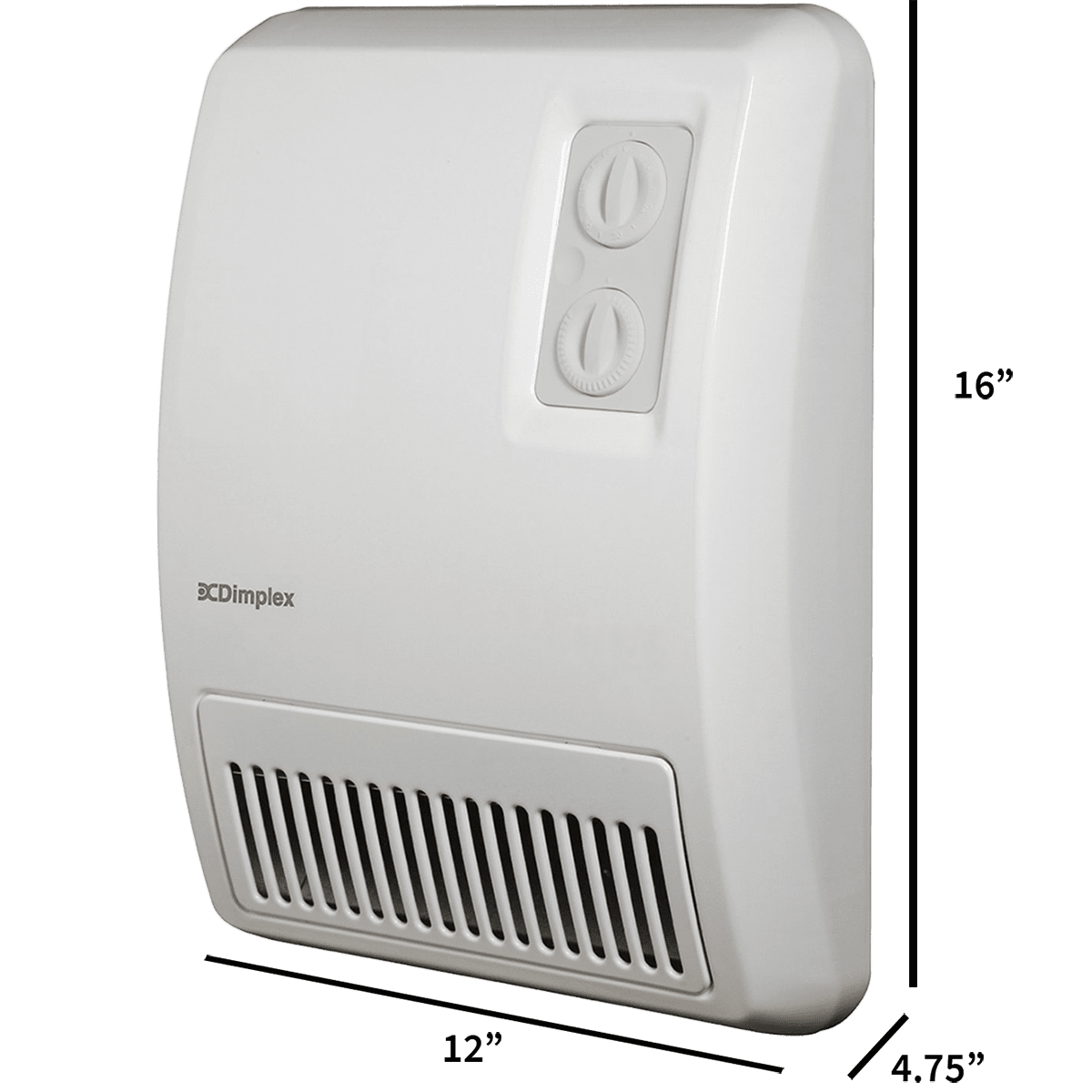 Bathroom Radiant Heaters: Dimplex Infrared Bathroom Heaters Wall Mounted