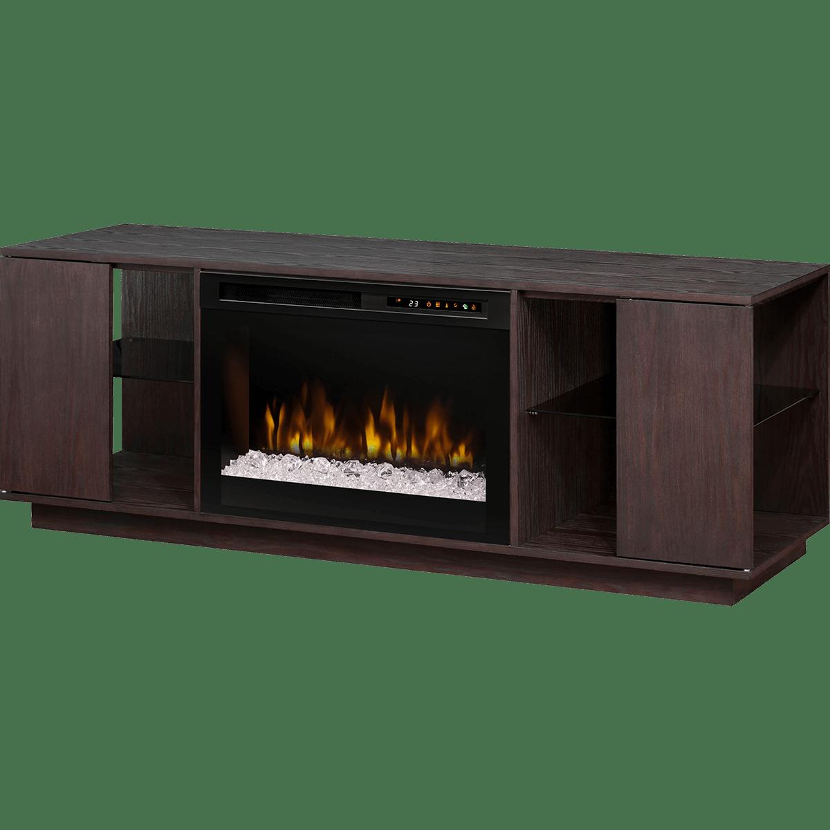 Dimplex Flex Lex Media Console Electric Fireplace