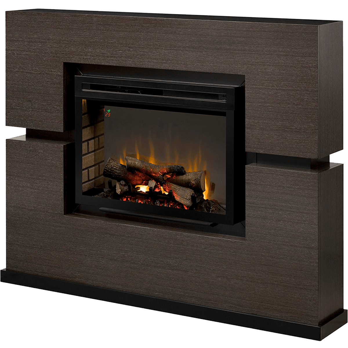 Dimplex Linwood Electric Fireplace Free Shipping Sylvane