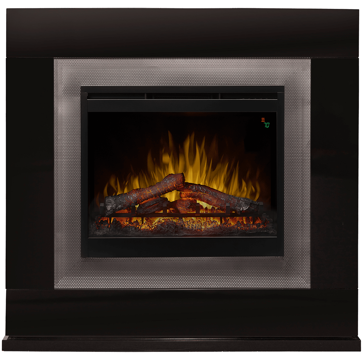 dimplex lukas mantel electric fireplace sylvane