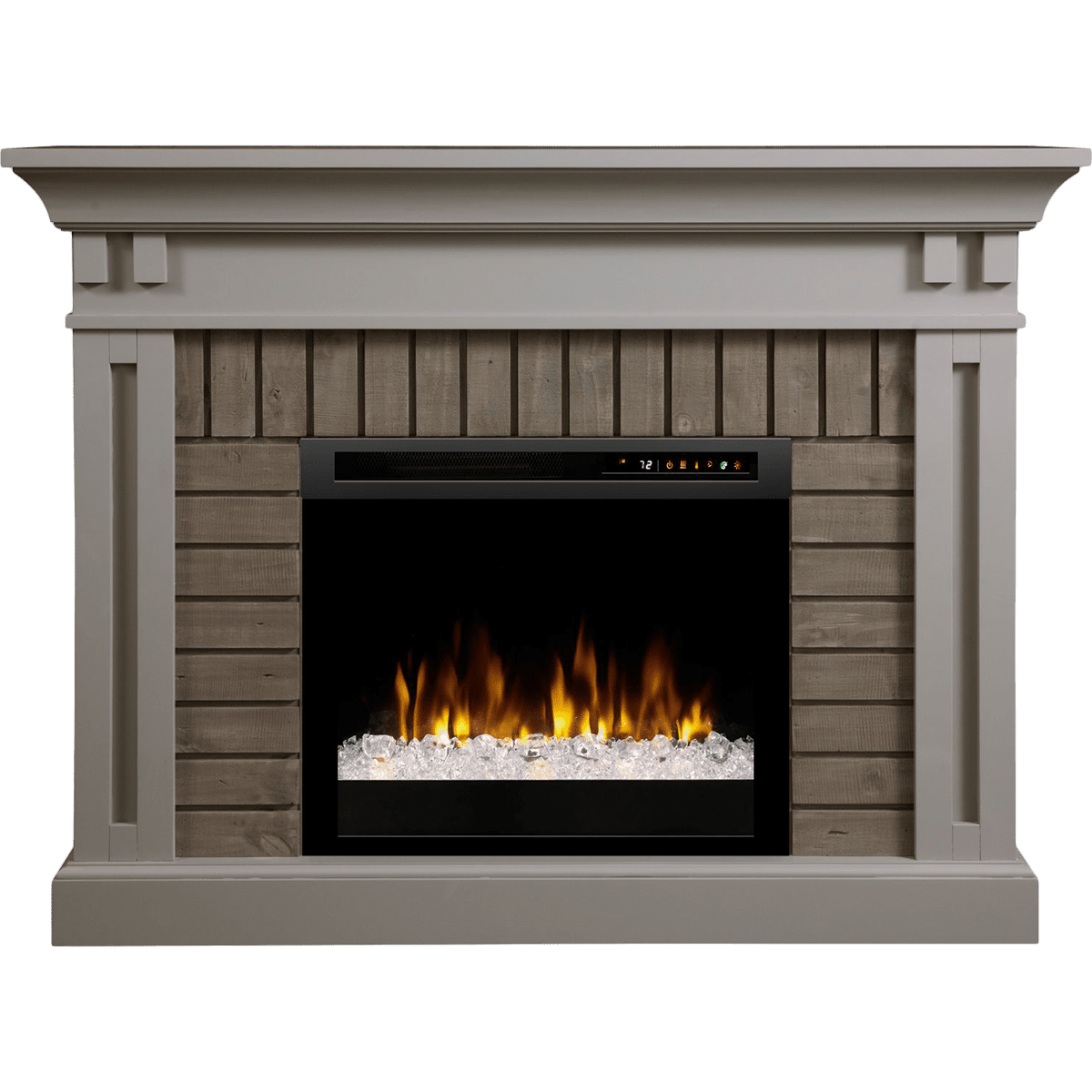 Dimplex Madison Electric Fireplace Mantel Sylvane
