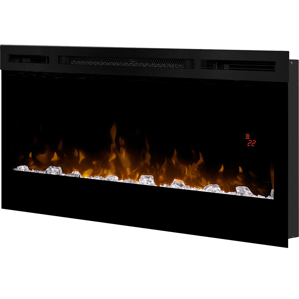 dimplex prism blf3451 linear wall mount fireplace sylvane