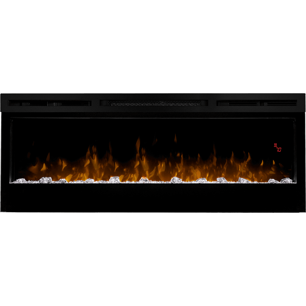 dimplex prism blf5051 linear wall mount fireplace sylvane