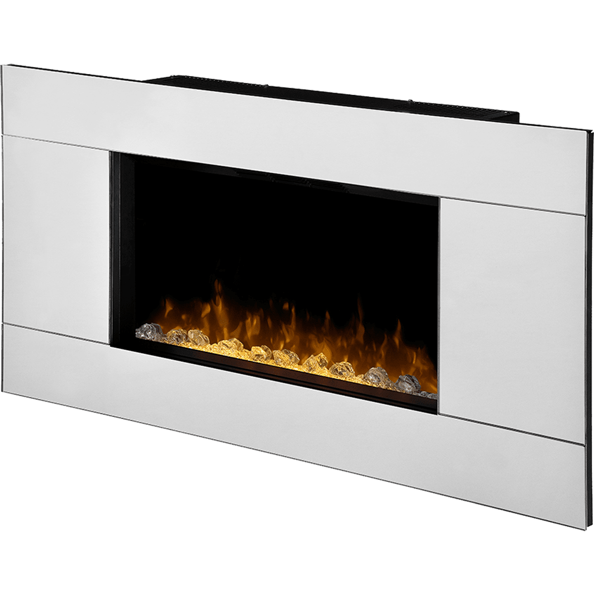 Dimplex Reflections Wall Mount Electric Fireplace - Dimplex Reflections Wall Mount Fireplace Sylvane